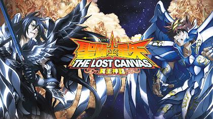 cavaleiros do zodiaco the lost canvas dublado completo